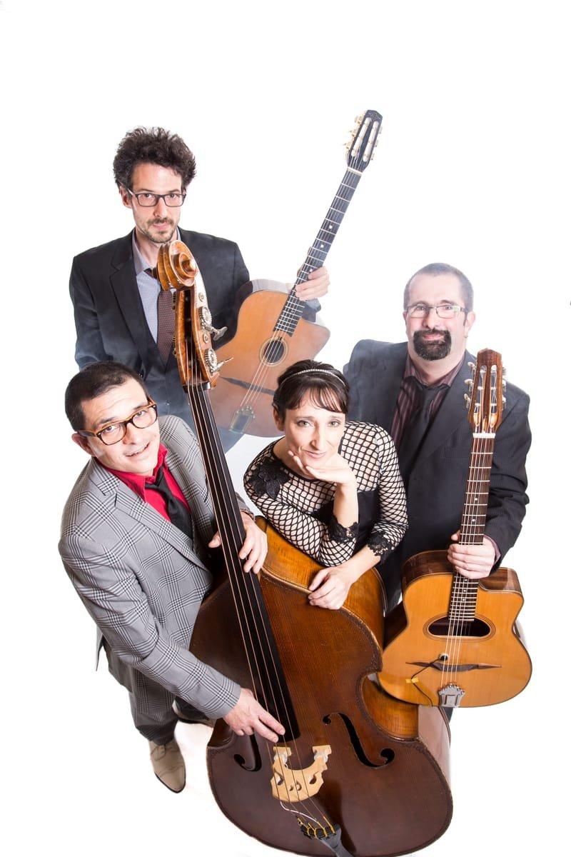 GIl SW quartet, jazz manoucghe et americain