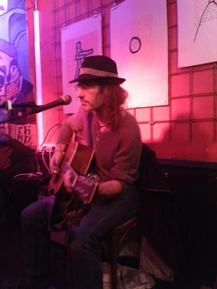 BACKDOORMEN acoustic blues