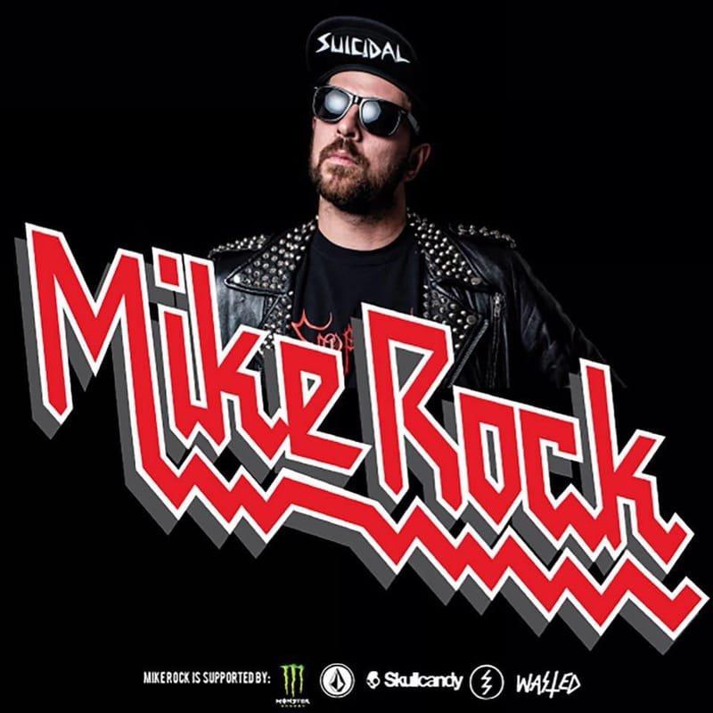 DJ MIKE ROCK, Rock