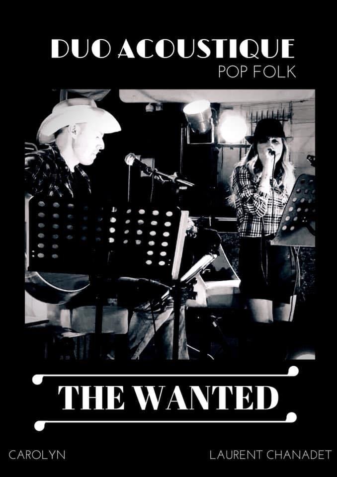 THE WANTED duo, variétés internationales françaises, anglaises