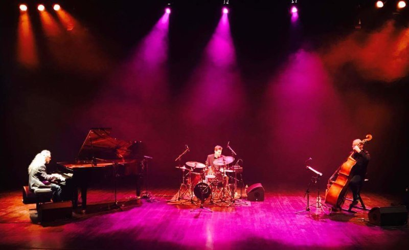 RE PER ZAP duo, trio, jazz