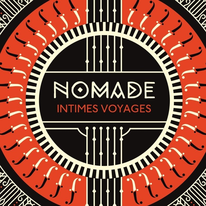 NOMADE, compositions pop, rock