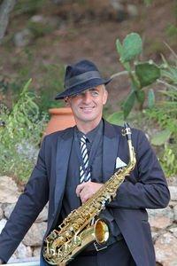 LUC Djé,solo CHANTEUR SAXOPHONISTE Jazz, Swing, Bossa Nova, Latino Jazz