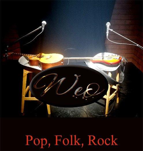 WEO, duo pop, rock folk