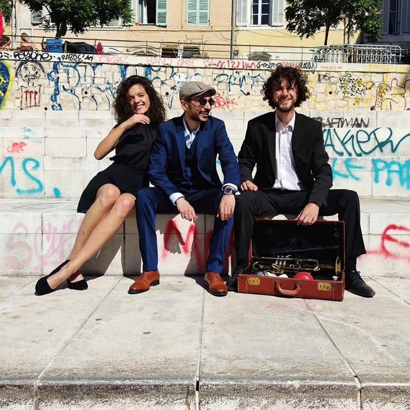 SW US trio,  Jazz