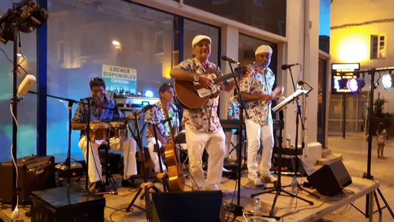 RIO CAUTO groupe latino