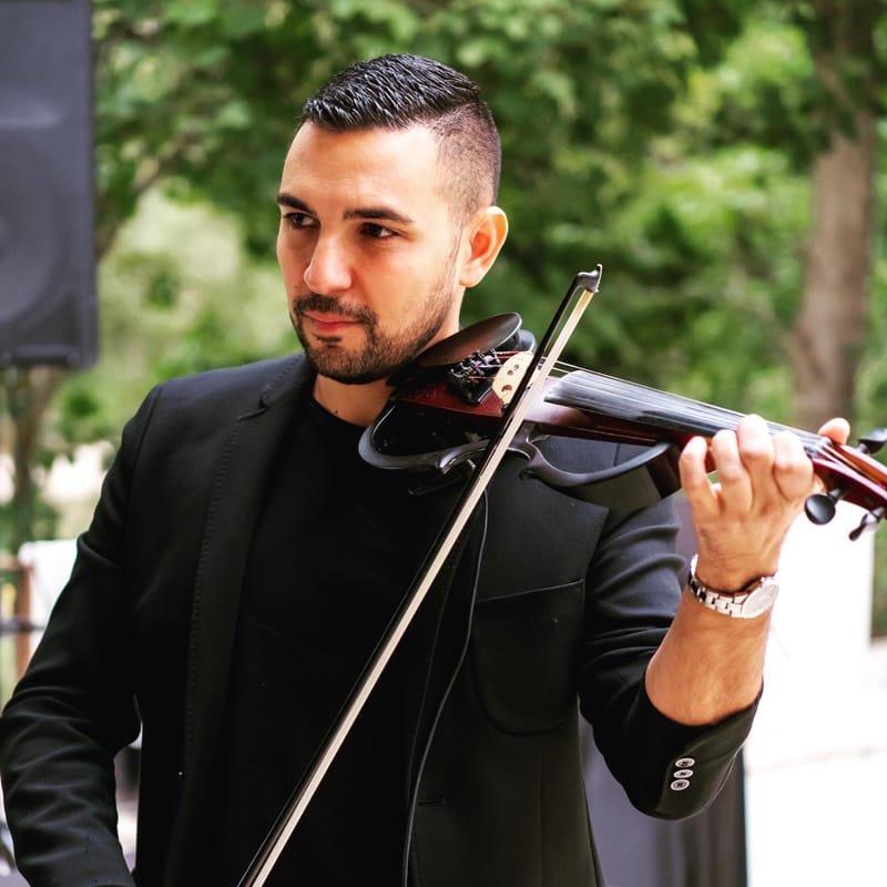 Fabrice Bouzouklian  violoniste