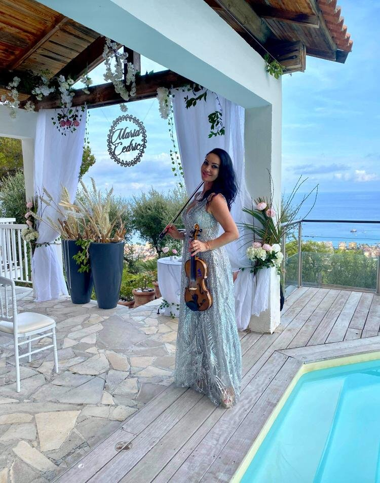 LIA VONOROVA violoniste