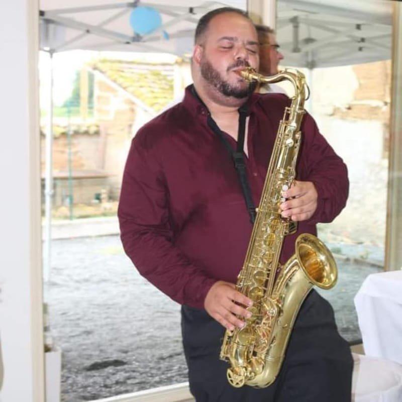 AM PARKER saxophoniste