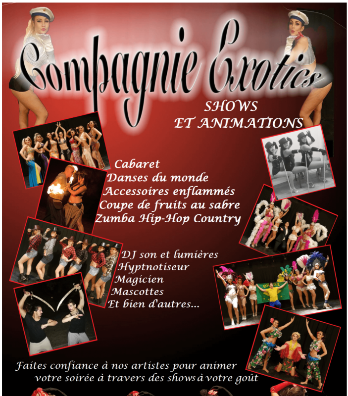 Bstyle company Cabaret