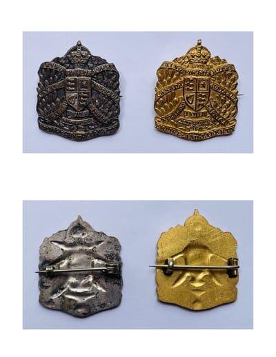 Sweetheart Badges