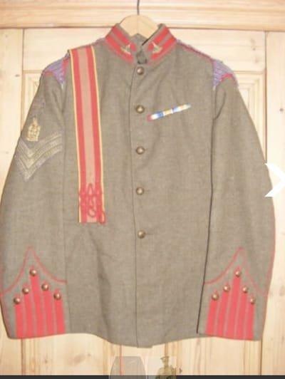 KEH Undress Uniform 1910-14