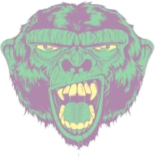 Grapeful Ape