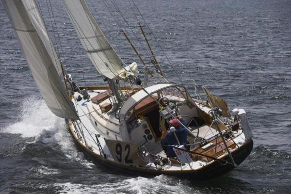 Mast, Rigging & Winches