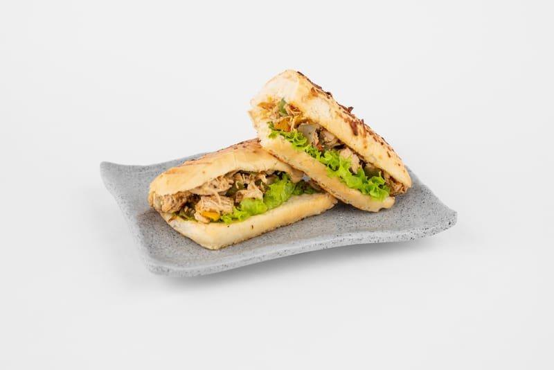 ساندوتش دجاج مكسيكي