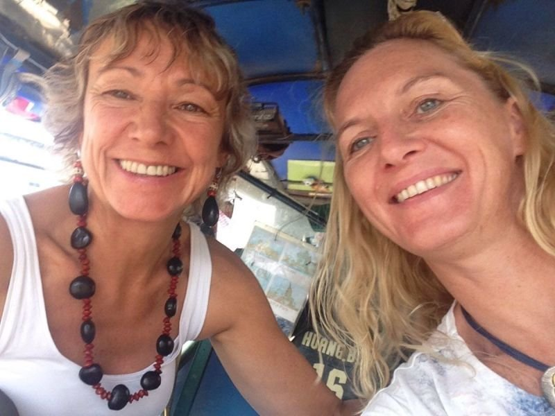 Dr Marion PATOUREAU et Dr Véronique OLLIER