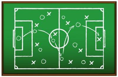 L'ENTRAINEMENT DE FOOTBALL