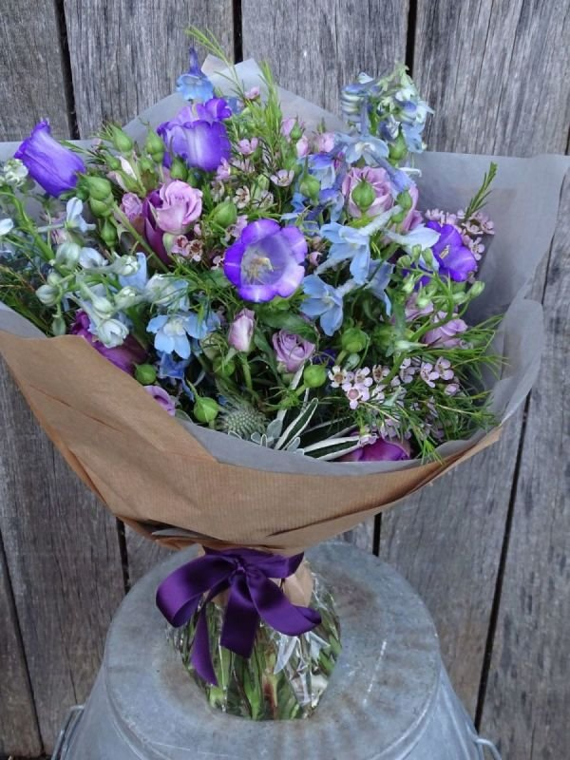 Regular flower delivery