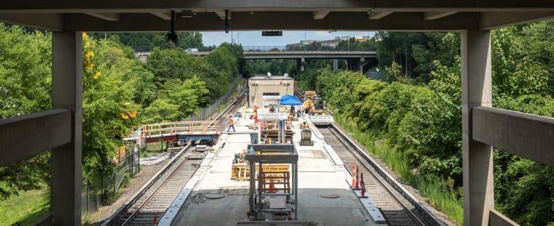 WMATA Platform Rehab Project