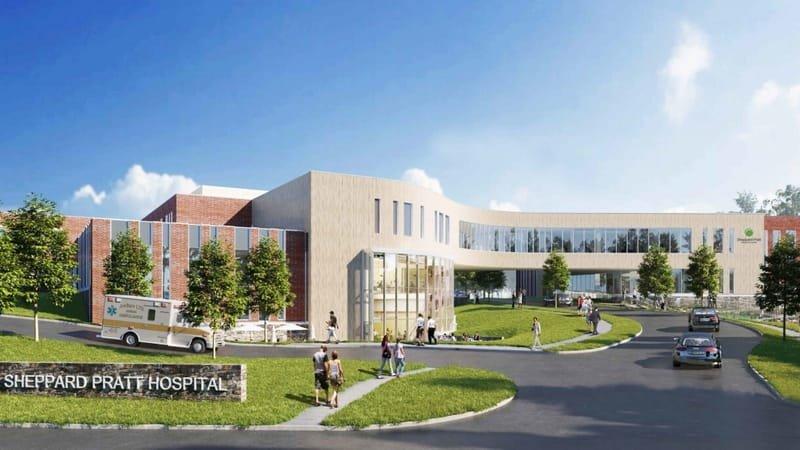 Sheppard Pratt Hospital