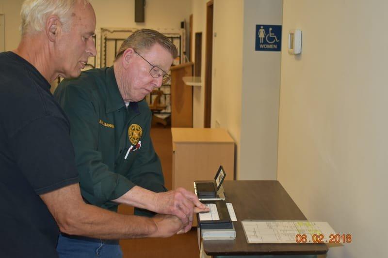 CWP - Fingerprinting