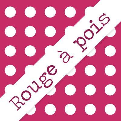 ROUGE A POIS