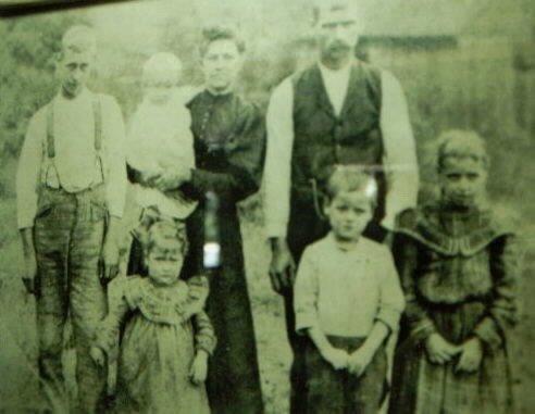 Solomon Peters Family
