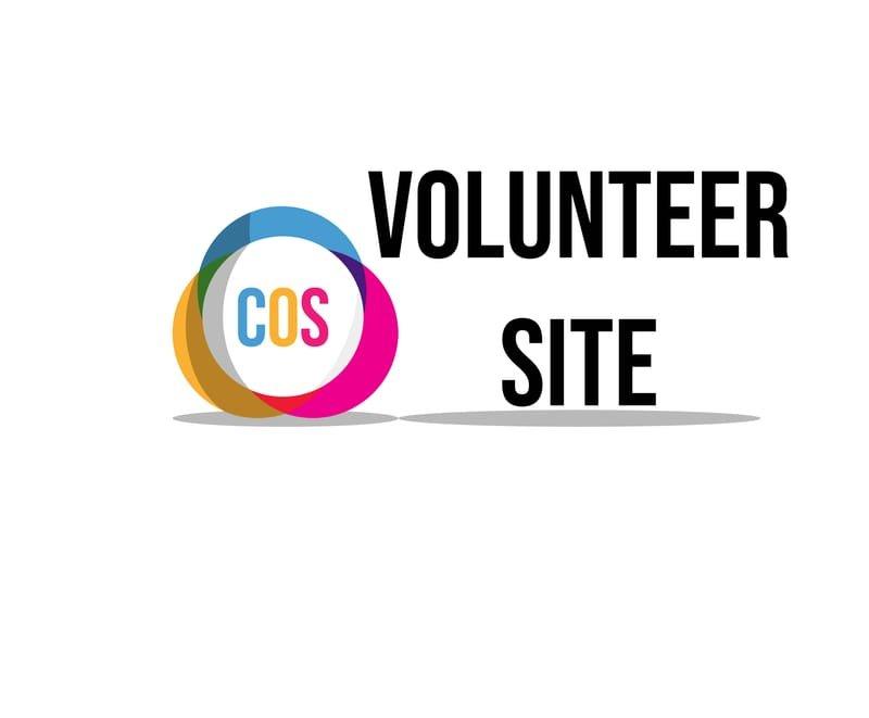 COS Volunteer's Site