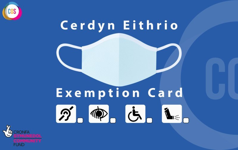 Face Mask Exemption Card