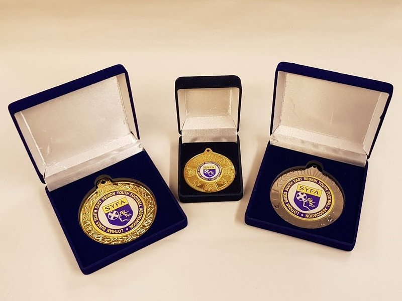 Order Extra Replica Trophies and Medals for S.E.R.Y.F.A Cups and Leagues