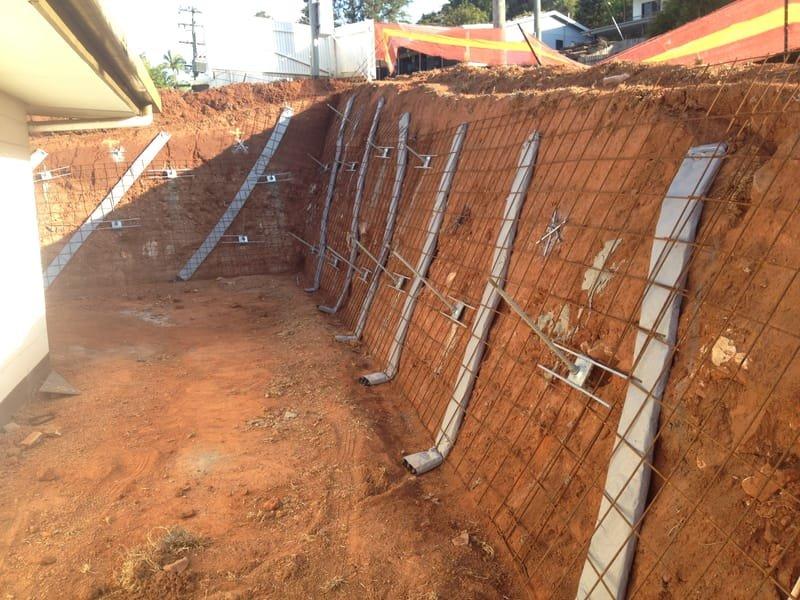 Rock, Soil and Concrete Anchors