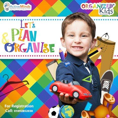 Organized Kids/Teens Workshops