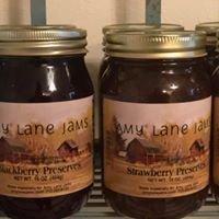 Low Sugar Blackberry, Peach and Strawberry Preserves