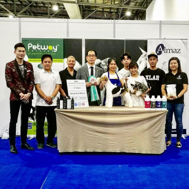 SKC GROOMING COMPETITION 2019