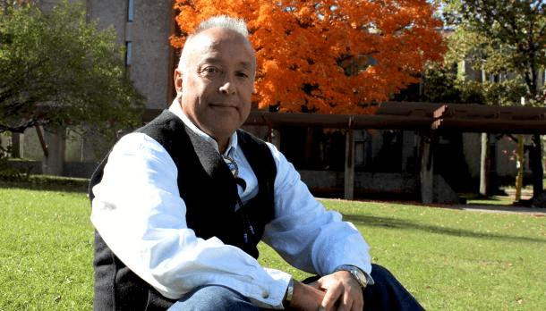 Dr. Dan Longboat / Roronhiakewen (He Clears the Sky)