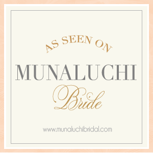 Muna Luchi Bride
