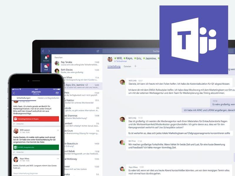 Ihr Nutzen mit Microsoft Teams