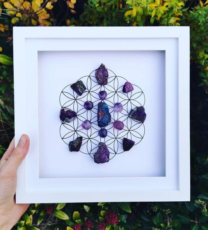 Crystal Grid Creations
