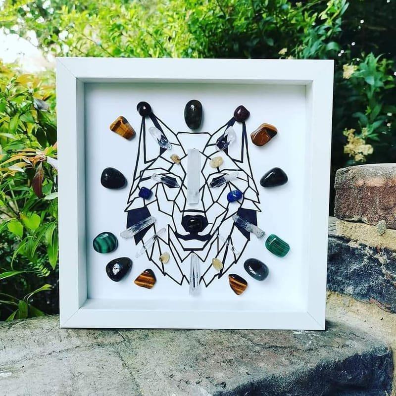 Geometric Spirit Art