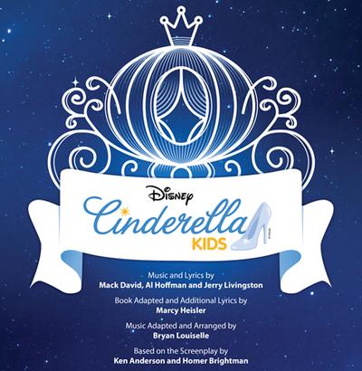 Disney Cinderella  Kids Theatre Production Class