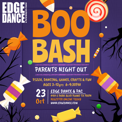 Boo Bash! Parents Night Out