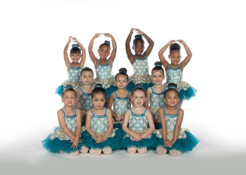 3-4yrs Ballet/Tap Combo