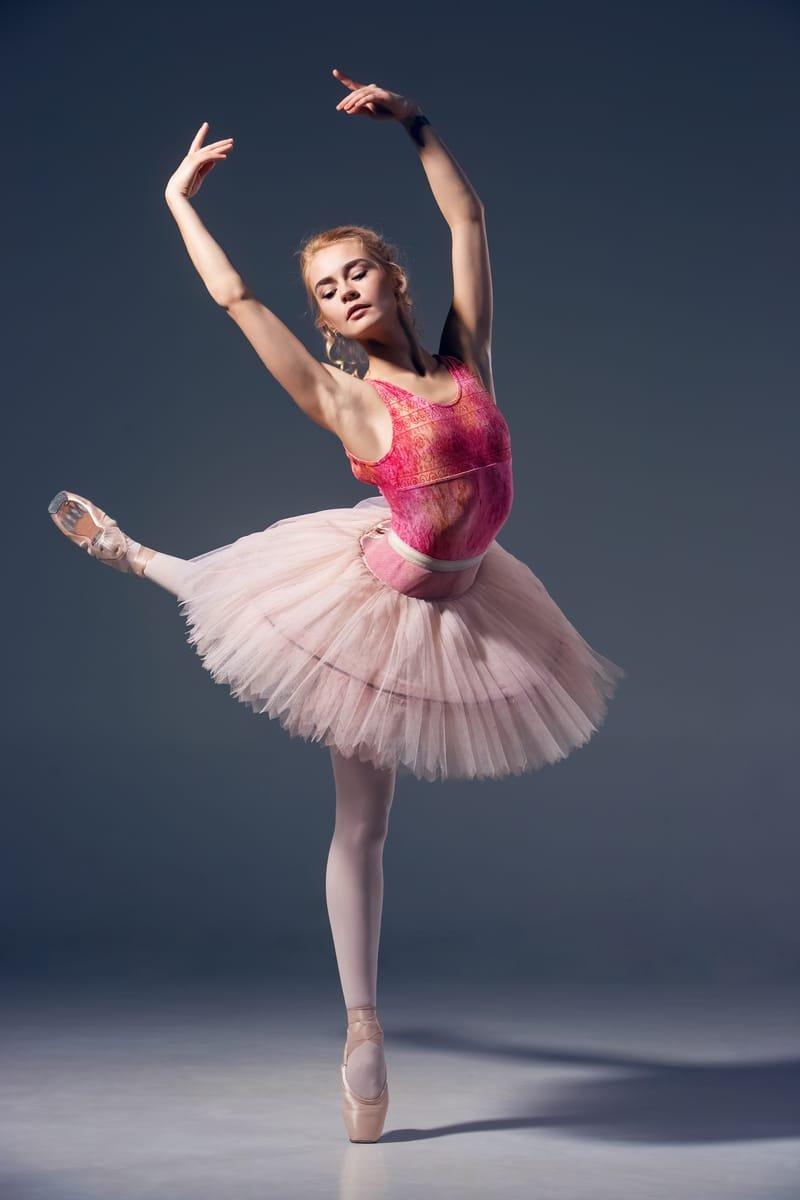 Ballet- Pre-Pointe/Pointe