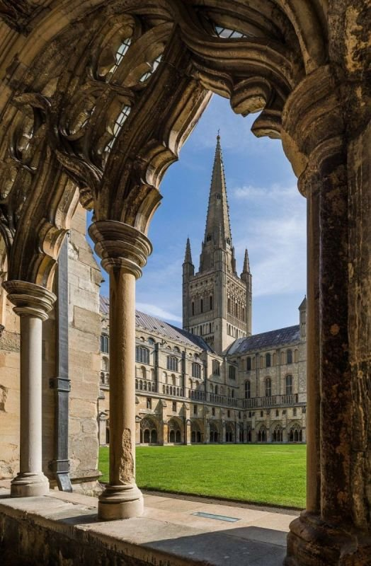 Norwich City Cathedral