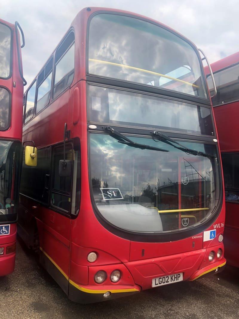 Double Decker Bus Hire