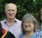 Tony Johnston Margaret Johnston