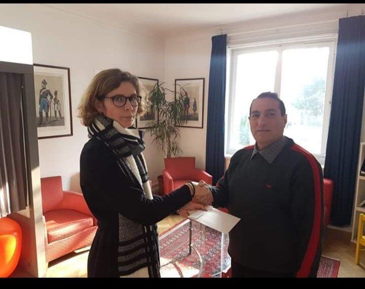 ليكولين و عدد من المنظمات الحقوقية يتقدمون برسالة إلى الفرنسيين بشأن الأوضاع في عفرين