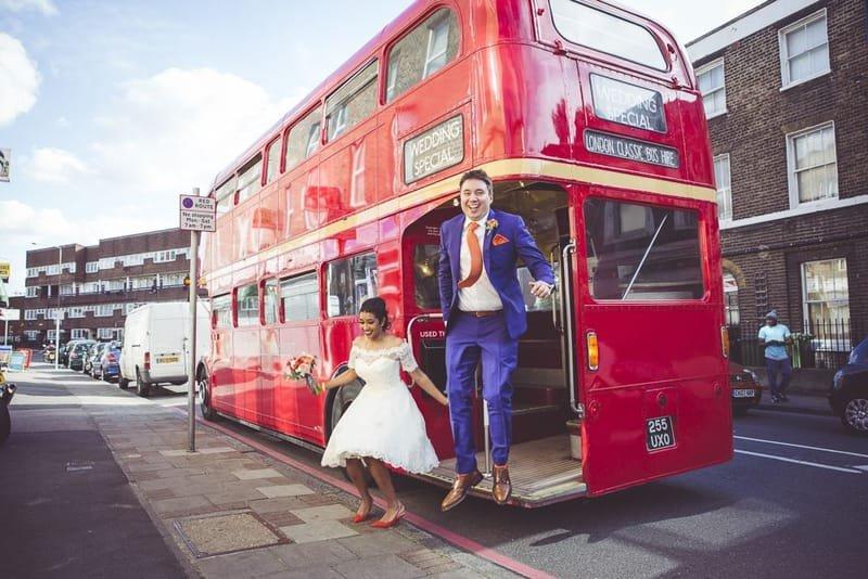 Wedding Bus Hire