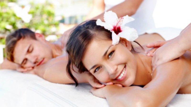 Partner Massage