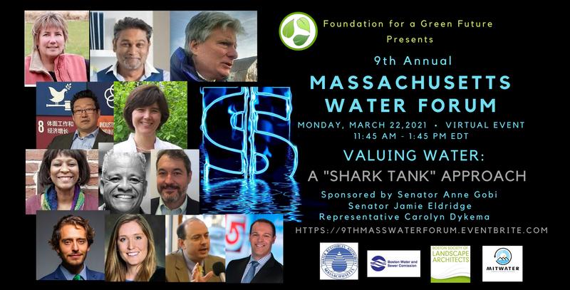 9th Annual Massachusetts Water Forum